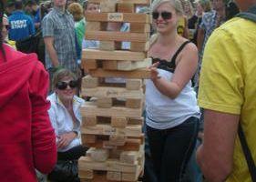 Les jeux au festival de St Kilda par Cathy Charpin