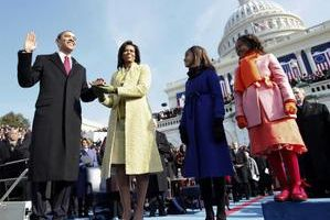 The Inauguration of President Barack Obama (48 photos !)
