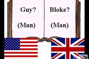 British or American English ! (a video + activities)