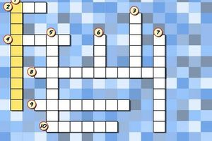 Crosswords by the BBC ( a game !)
