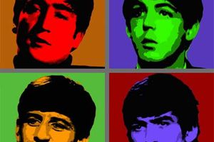 "4°3 ""I feel fine"" by The Beatles ! Yeah !!!"