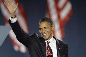 Full Obama victory speech