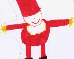 Le Père Noël a la peau dure