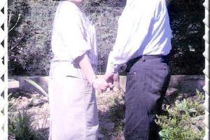 50 ans de mariage Robert & Danièle Perrier