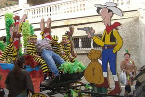 CARNAVAL A ST GEORGES