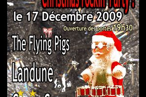 THE FLYING PIGS live acoustique le 5 novembre 2009 péniche antipode (les videos)