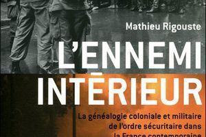 LIVRE/ L'ENNEMI INTERIEUR/ MATHIEU RIGOUSTE