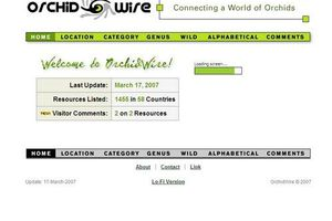 Orchid Wire