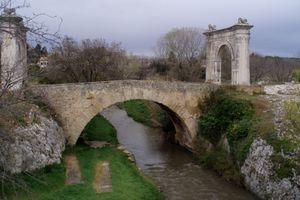 Le ciel bas et gris des Bouches du Rhône !