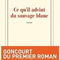 LIRE... Ce qu'il advint du sauvage blanc, de François Garde