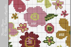 Une grille free : Flower Power