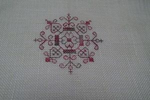 Blackwork ancien