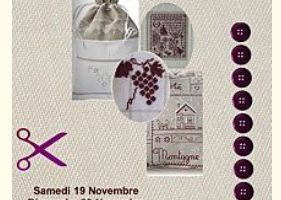salon de Broderie - Tour de Salvagny