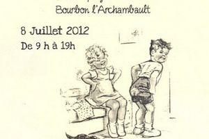 Puces de Couturières à Bourbon L'archambault (03)