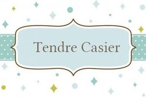 Tendre Casier - 5
