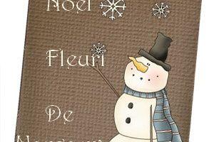 Les Talents de Margaux .... Pour Noël...