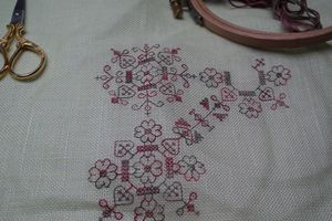 Blackwork ancien - 2