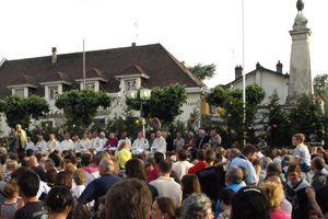 Le temps du rassemblement 2009