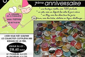 BLOG CANDY CHEZ LA FEE DU SCRAP