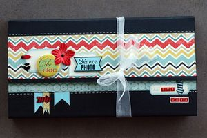 Kit album en vente chez Cartoscrap