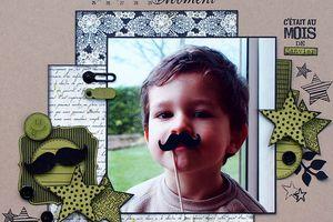 Les moustaches EmbelliScrap