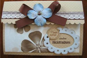 une carte shabby (!?)
