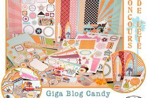 Giga blog candy Swirlcards