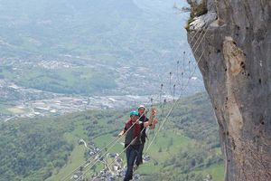 Via Ferrata Jules Carret