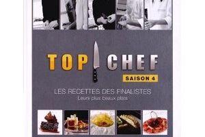 Top chef : le livre de recettes