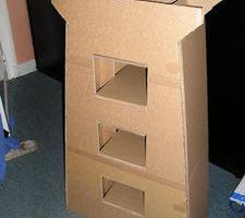 Mon premier meuble (en cours de réalisation)
