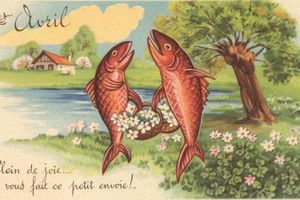 1er Avril...Poisson d'Avril...