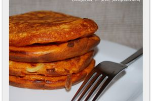 Blinis Tomate - Coquillettes
