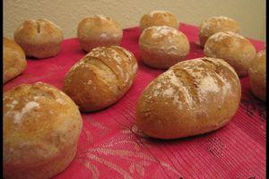 Petit pains semi-complet....