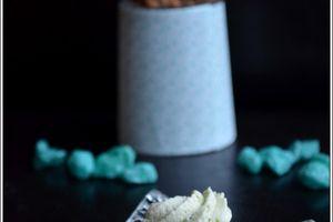 Chantilly à la pistache