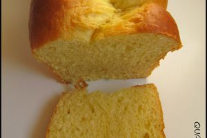 Brioche de Nanterre, la vraie brioche du boulanger!