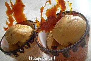 Glace au Caramel de Pierre Hermé..