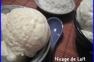 Glace Coco (ou Sorbet That's the Question ?)
