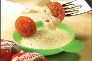 La mini raclette Babybel, sans risque pour la santé des enfants ?
