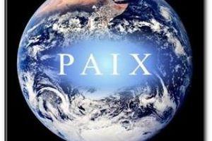 Prière pour la paix