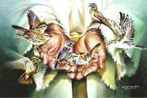 Prière d'ouverture du samedi 23 mars, la veille du Dimanche des Rameaux