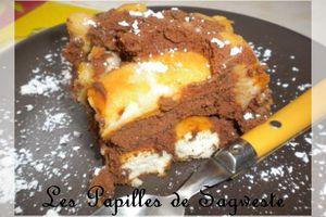 Recette de charlotte au chocolat et pamplemousse - Culino Version