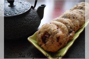 Recette de cookies pépites de chocolat hyper moelleux