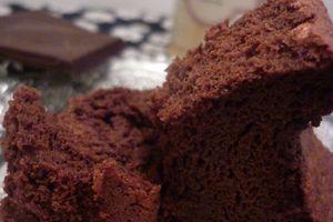 Fondant au chocolat au sirop de poivre penja