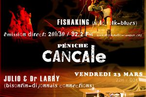 Affiche Canal Cancale