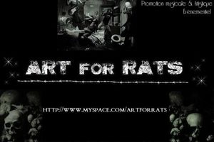Interview pour ART FOR RATS (2008)