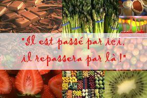 Brioche aux Petits Pains, Jeu Interblogs #8