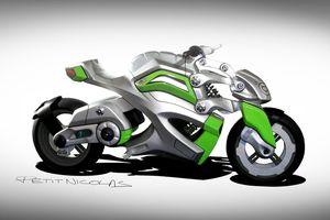 concept Kawasaki