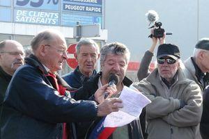JOURNEE EUROPEENNE CONTRE LE TRAVAIL DU DIMANCHE Mars 2012
