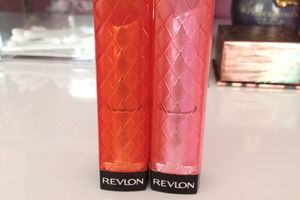 Revlon Lip Butter Candy Apple and Sweet Tart