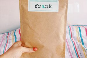 Frank Coffee Scrub Coconut & Grapeseed